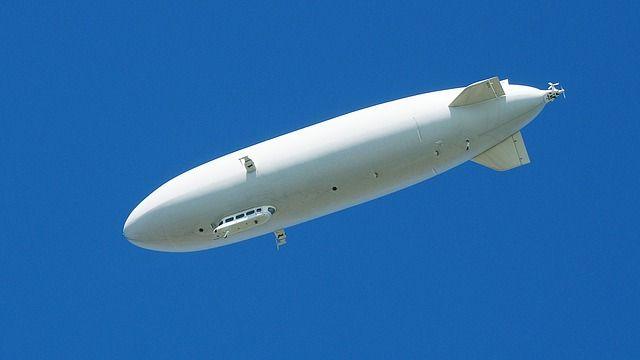 Общество: Стартап из Великобритании собирается заменить самолеты экологичными дирижаблями и мира