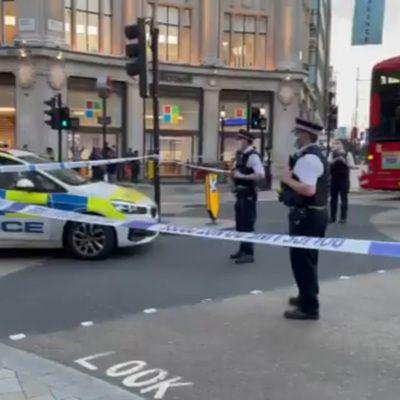 Общество: 20 человек арестованы в Лондоне после выхода сборной Англии в финал Евро-2020
