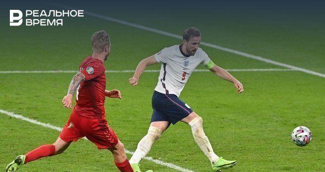 Общество: Слуцкий: в матче Англии и Дании в моменте с пенальти фола на Стерлинге не было
