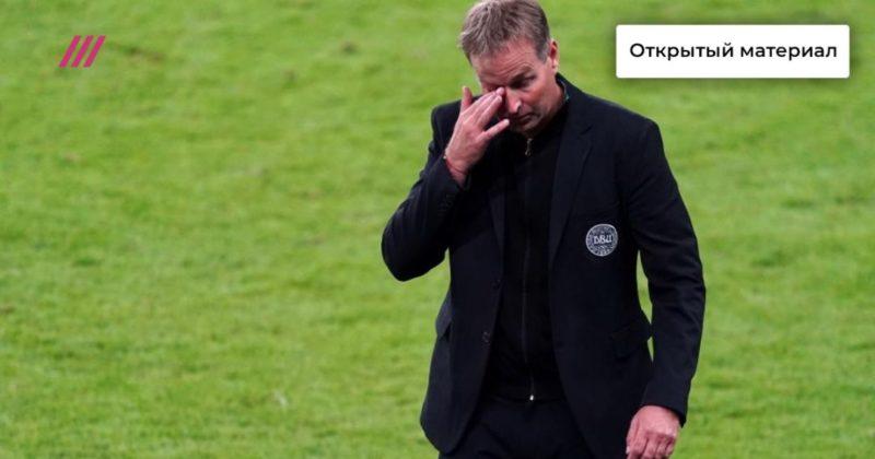 Общество: «Пенальти назначать было не нужно»: комментатор Владимир Стогниенко о попадании Англии в финал Евро