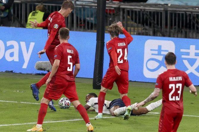 Общество: Сёмин обсудил нашумевший пенальти в пользу сборной Англии в 1/2 финала Евро-2020