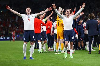 Общество: УЕФА открыл дело в отношении Англии после полуфинала Евро с Данией