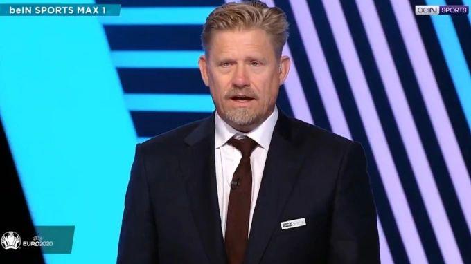 Общество: Петер Шмейхель назвал ошибкой назначение пенальти в матче Англия — Дания