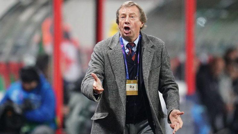 Общество: Семин считает несправедливым пенальти в матче Англия — Дания