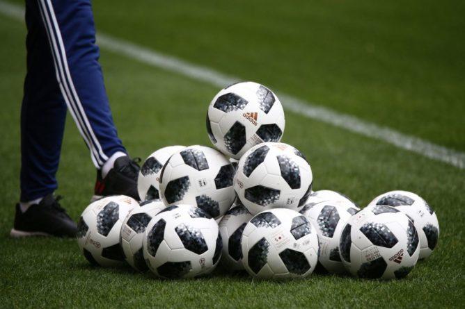 Общество: УЕФА открыл дело против сборной Англии из-за фаната с лазерной указкой
