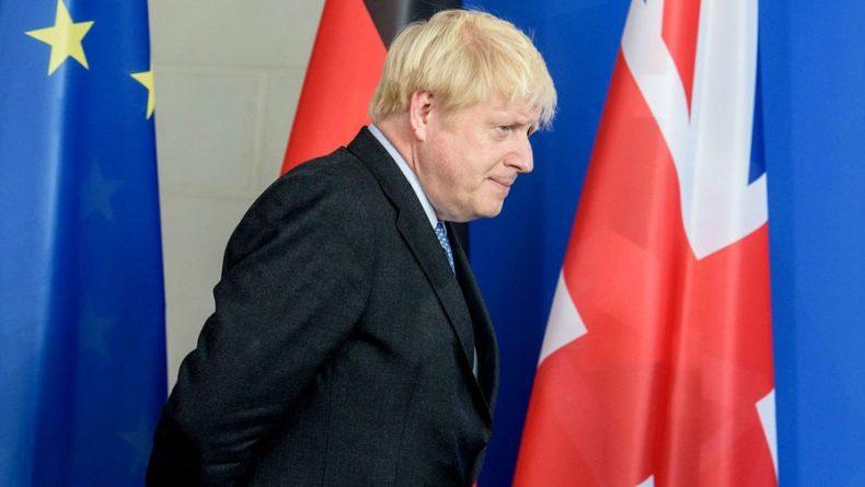 Общество: Джонсон заявил, что большая часть британских военных покинула Афганистан
