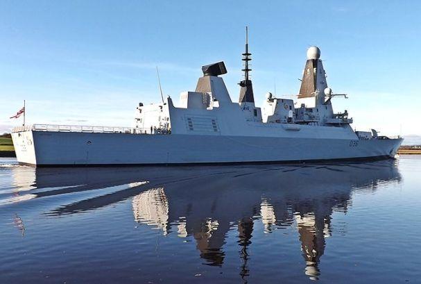 Общество: Великобритания хочет увеличить количество зенитных ракет на эсминцах своего флота в два раза