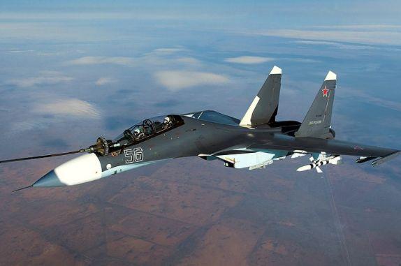Общество: Обозленные на российские ВКС британцы назвали российский Су-30 «летающим барахлом»: