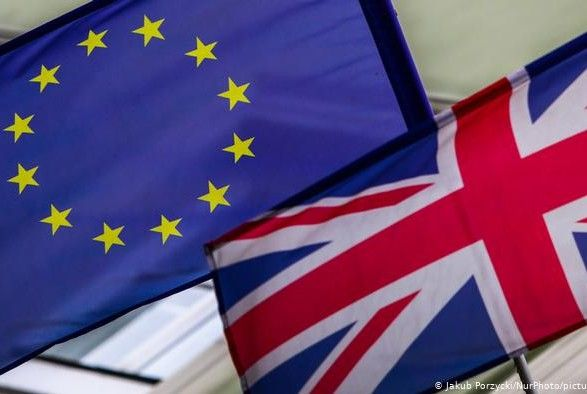 Общество: Великобритания и ЕС снова поспорили из-за Brexit: на кону десятки миллиардов