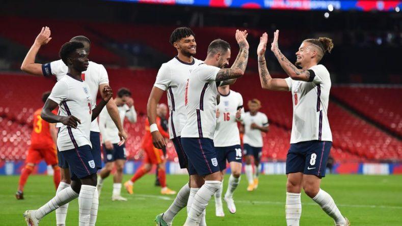Общество: Защитник сборной Англии Уокер считает, что англичане могут обыграть любую команду