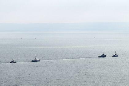 Общество: Британцы внезапно отказались оснастить украинские катера