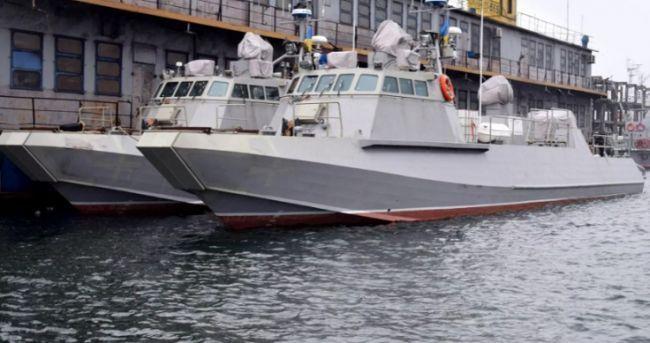 Общество: В Киеве заявили, что британцы отказались оснащать украинские катера