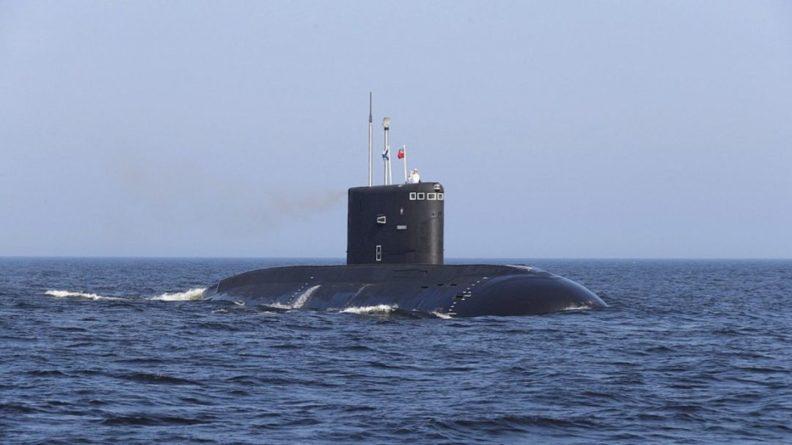 Общество: Операция подлодки ВМФ РФ в Средиземном море вызвала переполох в Британии