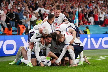 Общество: УЕФА наказал Англию по итогам полуфинала Евро с Данией
