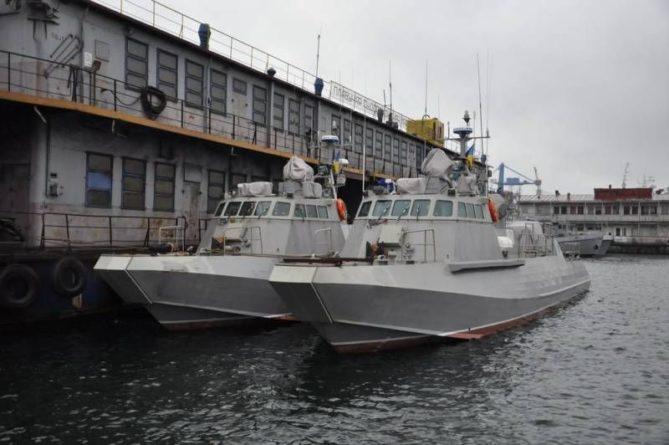 Общество: Британцы отказались оснащать украинские боевые катера