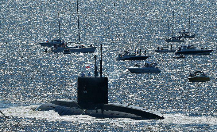 Общество: Охотник становится добычей: вертолеты ВМС Великобритании преследуют российские подводные лодки (The Telegraph, Великобритания)