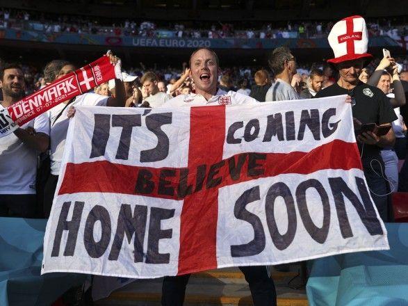 Общество: СМИ: ученые исследовали влияние успеха Англии на Евро-2020 на темпы инфицирования COVID-19 в Великобритании