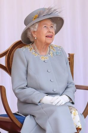 Общество: Королева Великобритании обратилась к сборной Англии перед финалом Евро-2020