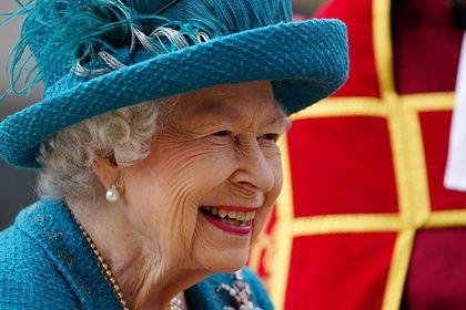 Общество: Королева Елизавета II обратилась к главному тренеру сборной Англии