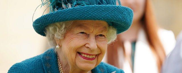 Общество: Королева Елизавета II пожелала сборной Англии удачи в финале Евро-2020