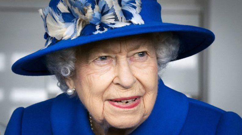 Общество: Королева Елизавета пожелала сборной Англии удачи