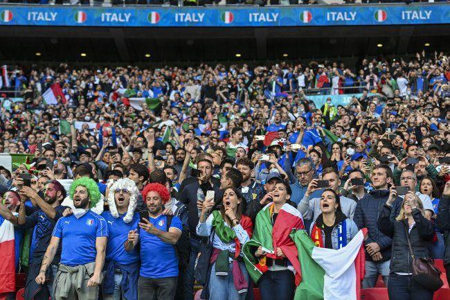 Общество: Онлайн-трансляция финала Евро-2020 Италия - Англия