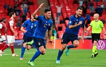 Общество: Англия или Италия: пять фактов о финалистах Евро-2020