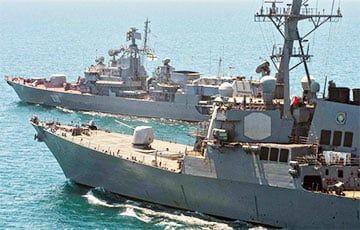 Общество: Украина усиливает флот с помощью Турции и Великобритании