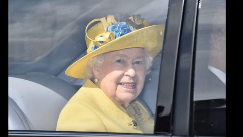 Общество: Сборная Англии заручилась поддержкой Елизаветы II перед финалом Евро-2020