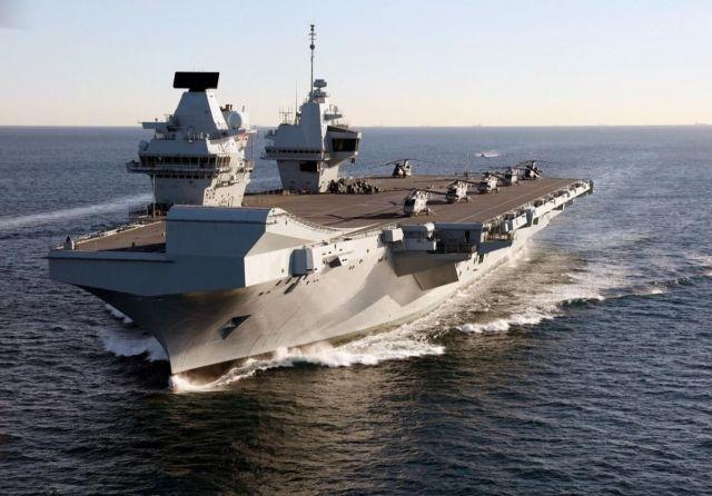Общество: Великобритания задействовала вертолеты-охотники для борьбы с российской субмариной в Средиземном море