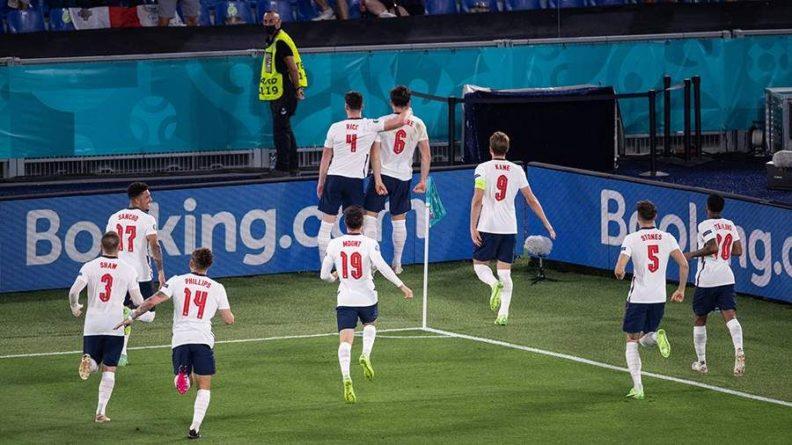 Общество: Сборная Англии откажется от призовых в случае победы на Евро-2020