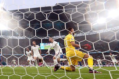 Общество: Сборная Англии вышла вперед на второй минуте финала Евро