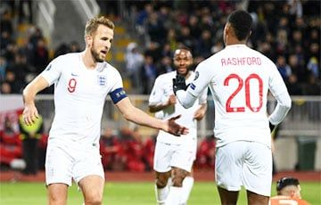 Общество: Англия ведет в счете в матче с Италией