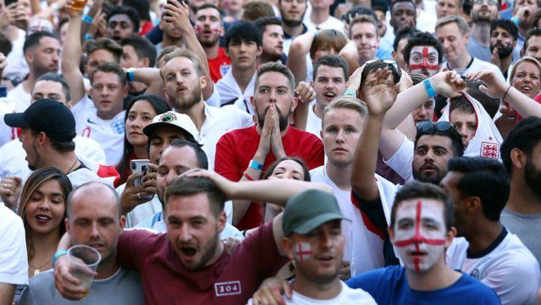 Общество: На финальный матч Евро-2020 Италия — Англия проникла группа людей без билетов