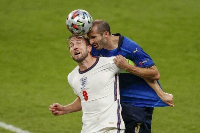 Общество: Основное время финала Евро-2020 Италия - Англия завершилось со счетом 1:1