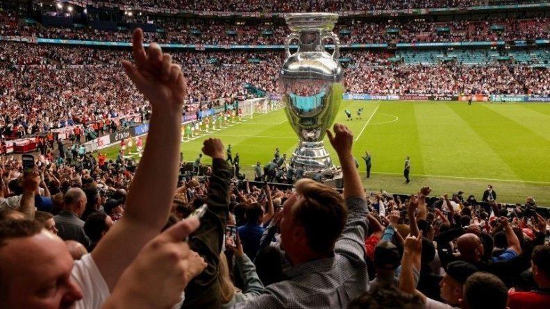 Общество: Сборная Италии обыграла команду Британии и стала чемпионом Евро-2020