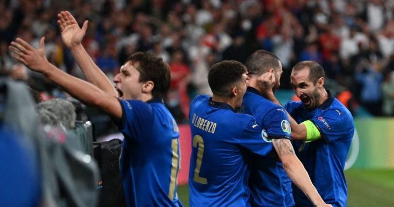 Общество: Сборная Италии победила Англию в серии пенальти и стала новым чемпионом Европы! (видео голов)