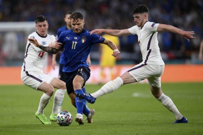 Общество: Сборная Италии победила Англию в финале Евро-2020 со счетом 2:1