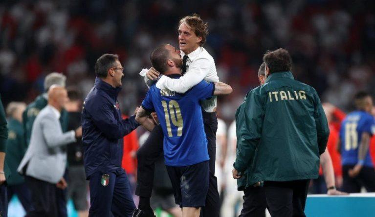 Общество: Италия - Англия: видео голов и серии пенальти