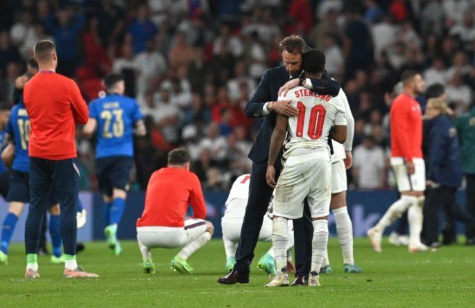 Общество: В Лондоне завершен финальный матч Евро-2020