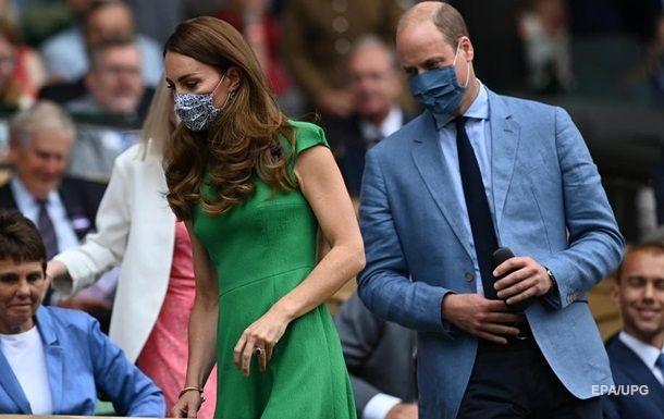 Общество: Принц Уильям прокомментировал поражение Англии