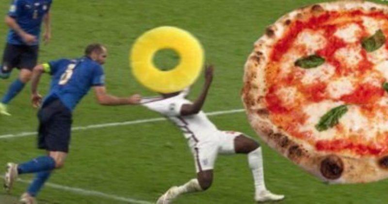 Общество: Не домой, а в Рим: Англию высмеяли после поражения от Италии на Евро