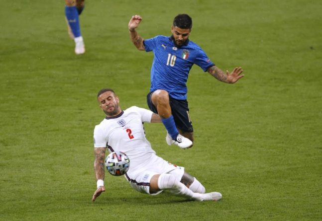 Общество: Финал Евро-2020: Италия обыграла Англию в серии пенальти и стала чемпионом Европы