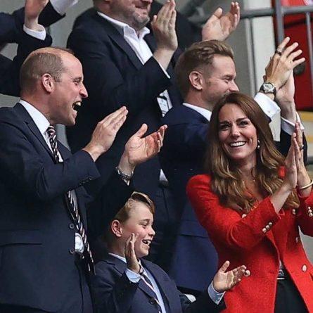 Общество: Принц Уильям и Кейт Миддлтон огорчены поражением Англии на Евро-2020: «Душераздирающее зрелище»