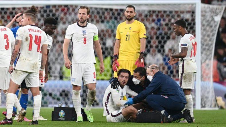 Общество: Магуайр заявил, что убит горем после поражения Англии в финале Евро