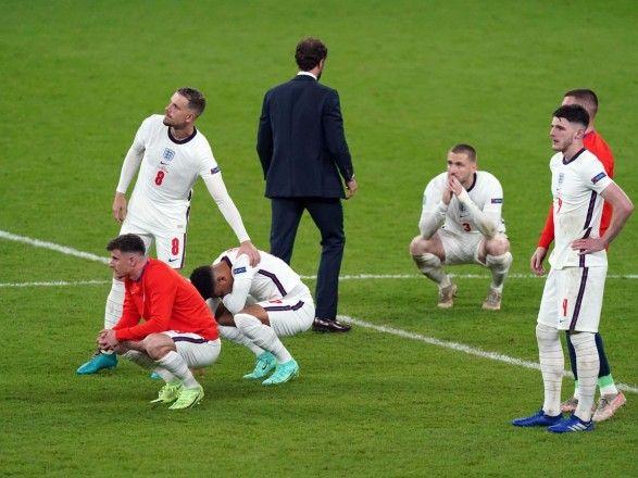 Общество: Премьер Британии и Футбольная ассоциация Англии осудили расистские высказывания в сторону сборной страны