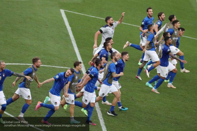 Общество: Поражение Англии от Италии в финале Евро-2020 привело в восторг китайцев