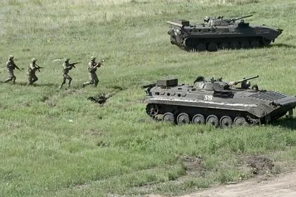 Общество: На Украине начались масштабные учения с Британией и США