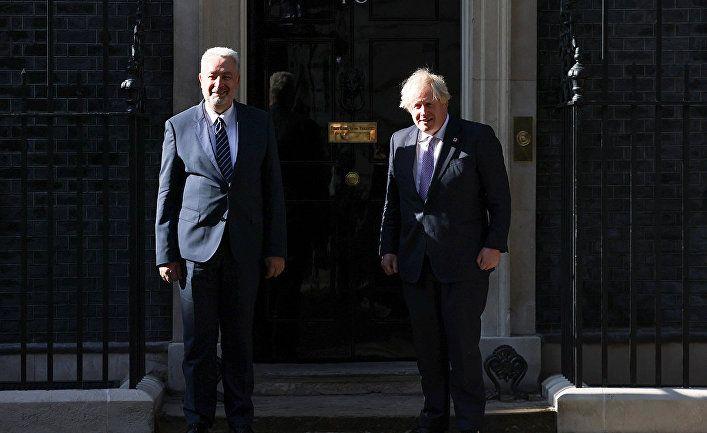Общество: ИН4С (Черногория): как черногорский премьер Кривокапич в Лондоне продолжил провоцировать Россию