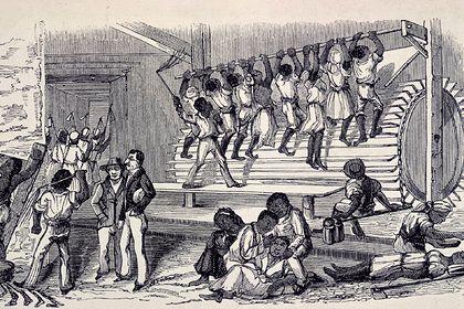 Общество: Ямайка захотела получить компенсацию за работорговлю от Великобритании
